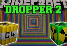 Minecraft The Dropper 2