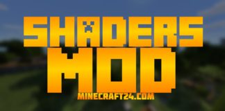 GLSL Shaders Mod 1.12/1.11.2/1.10.2 for Minecraft 1.11, 1.9.4, 1.10