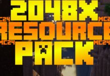 2048x Resource Pack UHC