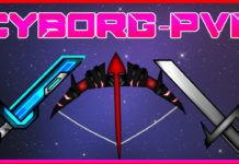 CyborgPvP PvP Texture Pack