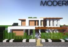 Moderna HD Resource Pack: Building