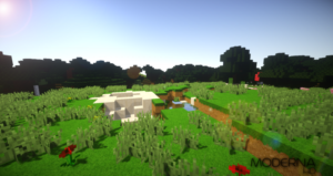 Moderna HD Resource Pack: Landscape 2
