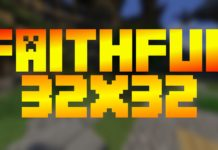 Faithful 32x32 Texture Pack Minecraft 1.11, 1.10/1.10.2, 1.9.4/1.8