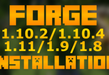 Minecraft Forge API 1.12.2, 1.12.1, 1.12, 1.11.2, 1.10.2 for Minecraft Forge API 1.12/1.11.2 for Minecraft 1.12/1.11/1.10Minecraft 1.11/1.10/1.9/1.8