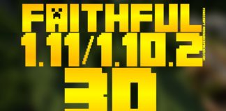 Faithful 3D Resource Pack