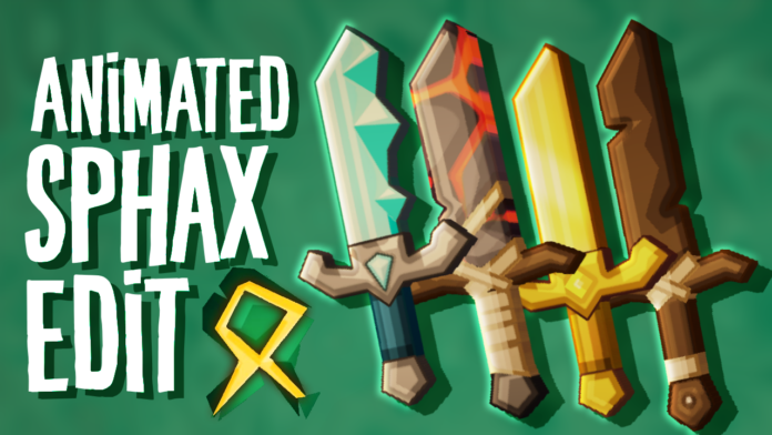 Sphax PvP Edit - Minecraft PvP Texture Pack