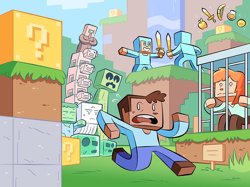 Lucky Block Mod para Minecraft 1.12/1.11.2 | Mi...