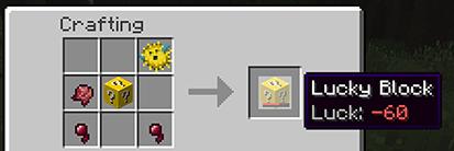 Lucky Block Mod 1.12.2, 1.12 installed