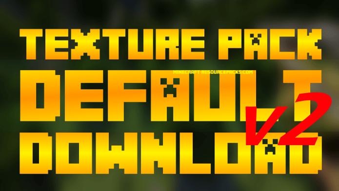 Minecraft Basical Default Resource Pack